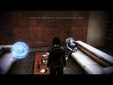 Mass Effect 3 Citadel DLC Garrus's calibrations vs Liara's