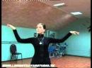Учимся танцевать. Свадебная лезгинка для девушек