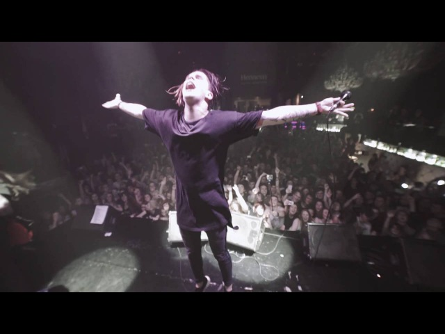 Wildways - Till I Die (Machine Gun Kelly Live Cover @ Moscow)