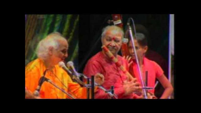 Raga Jog: Pandit Jasraj, Shri Hariprasad Chaurasia, Ustad Zakr Hussein : Alap