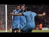 Арсенал - Барселона 0:2. Полный Обзор матча (HD). Лига Чемпионов 2015/16. 1/8 финала.