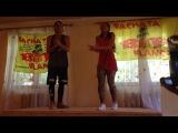 DeeReggaetonera &amp Raul - Timba Style - Agua Blanca 2016