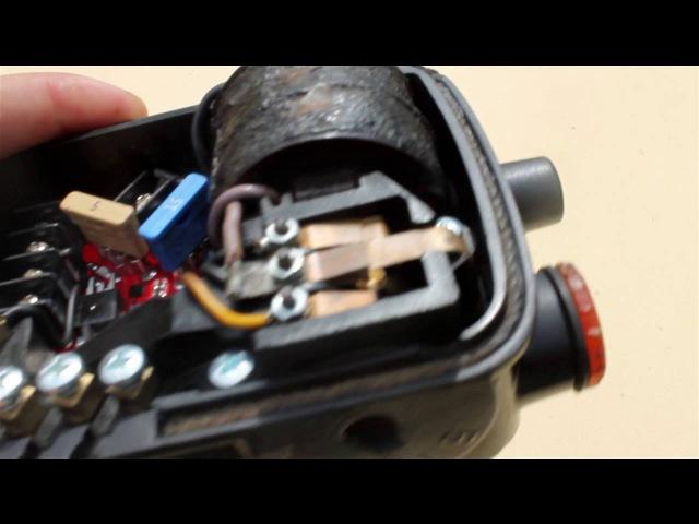Izh49/350 voltage regulator, Электронный реле ИЖ49/ ИЖ350