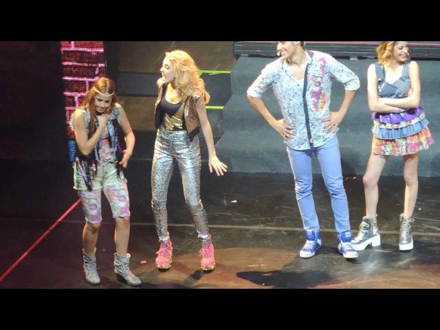 Violetta en vivo Brasil (São Paulo) - 28/10/2013 - 20h00