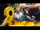 3 Капитальный ремонт двигателя Катерпиллер 3406Е С15 Caterpillar 3406E C15 Inframe overhaul