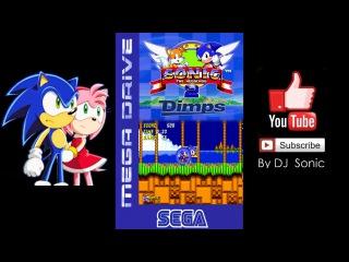 Sonic The Hedgehog 2: Dimps Edition [2010] (Sega) Walkthrough