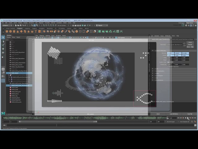 MASH end to end workflow - Part 5: Creating additional HUD elements