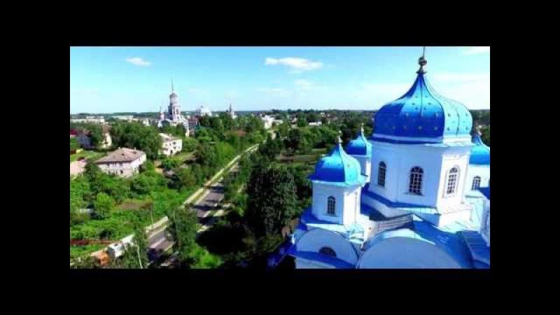 Торжок. Благовещенская церковь. Torzhok. 4K