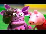 Мультфильмы для детей Лунтик Свинка Пеппа на русском Смешные серии про Жучков Мультики 2016
