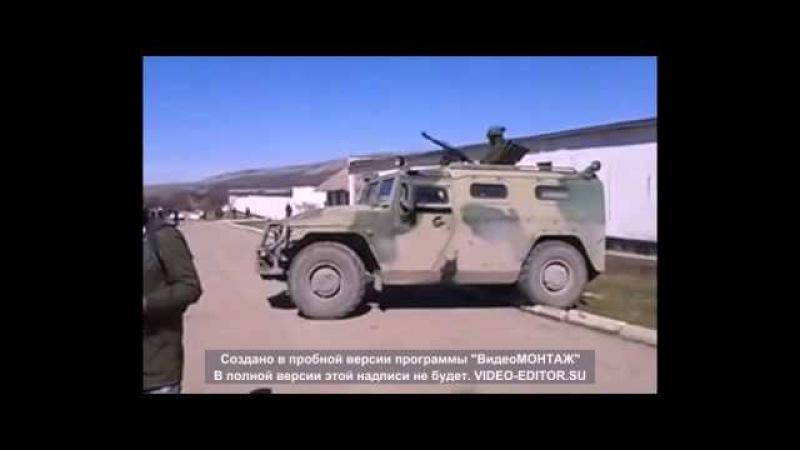 Дозор Б(Украина) vs Тигр(россия)