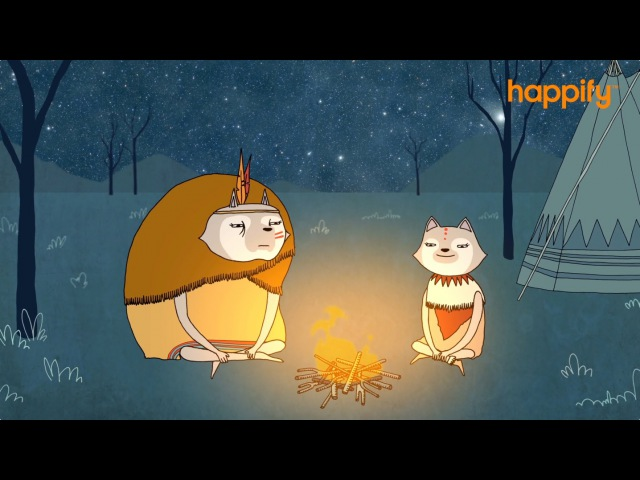How Mindfulness Empowers Us An Animation Narrated by Sharon Salzberg