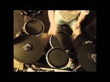 Karnivool - The Caudal Lure - drum cover - intro