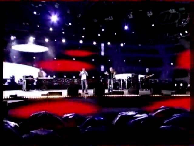 Группа Харли в Мирском замке на Песне Года 2010 ОНТ