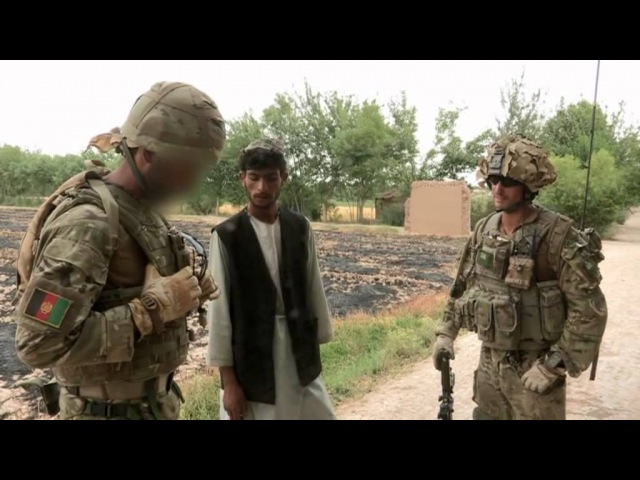 Royal Marines Mission Afghanistan Episode 1 - Deadly Underfoot