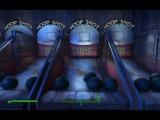 Fallout 4 Nuka World - Baseketball Arcade