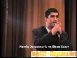 Namiq Qaracuxurlu 18 yawinda. Elshen Xezer