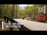 Check Out Chris Anders G-Form x TBO Raw Run