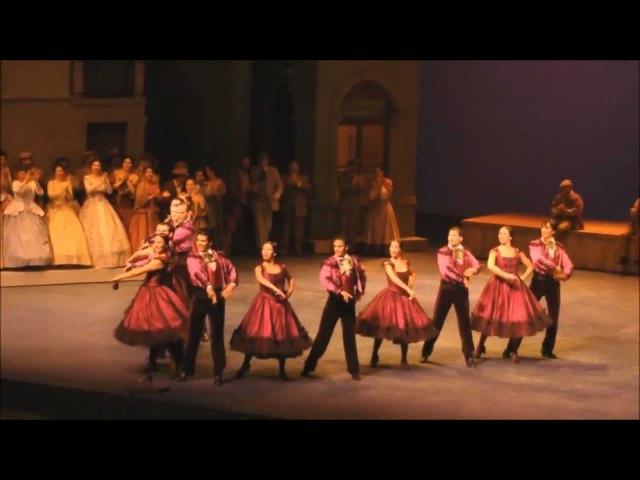 FANDANGO de Doña Francisquita Teatro Argentino de La Plata