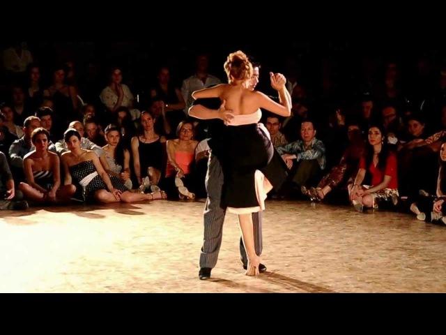 Noelia Hurtado y Carlitos Espinoza BTF 2013 part 1/3
