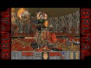 Brutal Doom Moments and Fatalities - BERSERK MODE - Rip and Tear You Guts