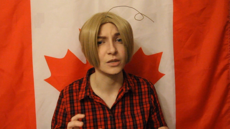 2P Канада Джеймс Злой