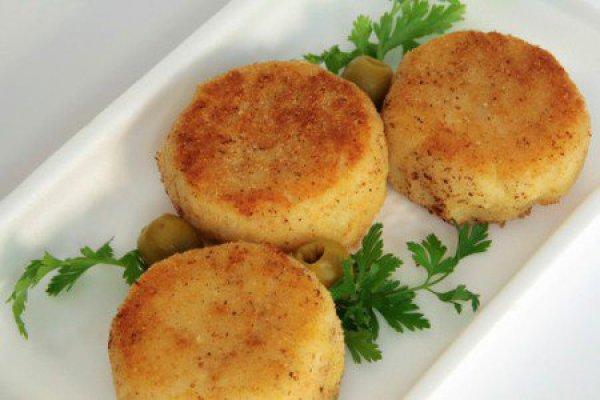Котлеты из картофеля постные рецепты