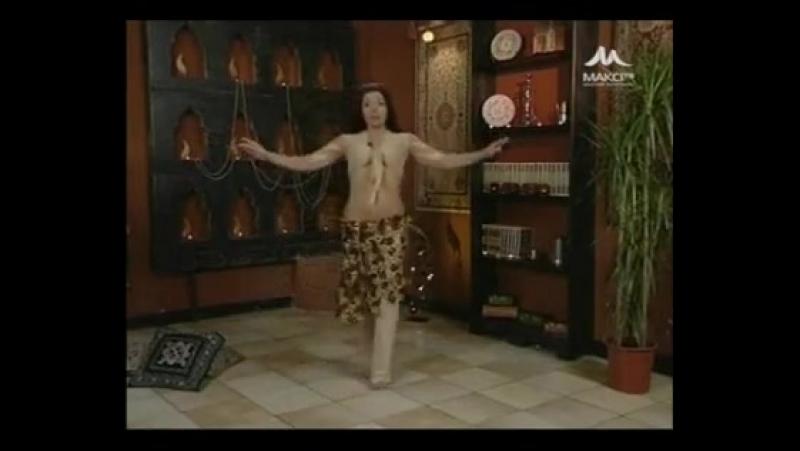 Алла Кушнир уроки танца живота 7 uroki 360p