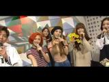 160318 Интервью с MAMAMOO @ Music Bank