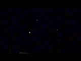 неопознанный летающий объект над Канском, треугольной формы 31 марта 2016 год