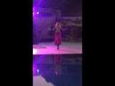 Турецкая ночь Август 2016..танец живота