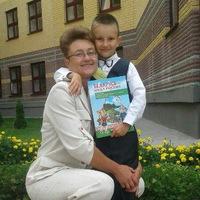 Анкета Лилия Шебанова