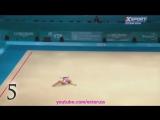 Топ 10 потерь (ошибок) в гимнастике