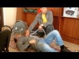 Как спасти Верёвка может помочь Верёвочное кресло-обвязка