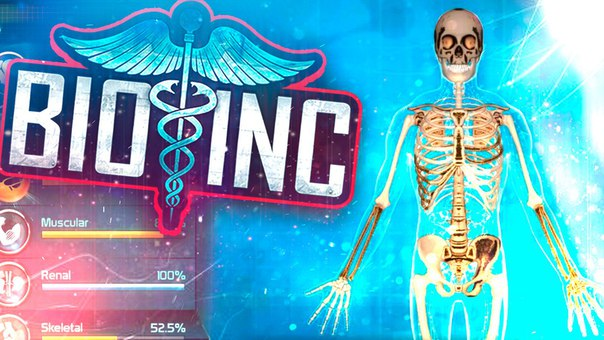 Bio Inc скачать на андроид Жуткий симулятор биолога