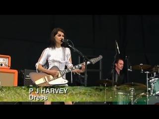 PJ Harvey - Dress (HD Live)