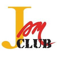 Логотип JAM Club. Джаз-клуб Андрея Макаревича.