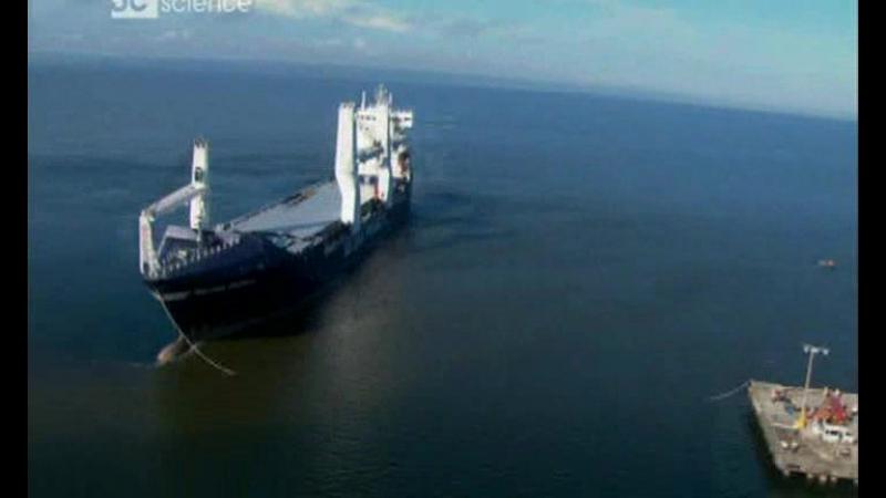Могучие корабли Mv_Beluga_Bremen
