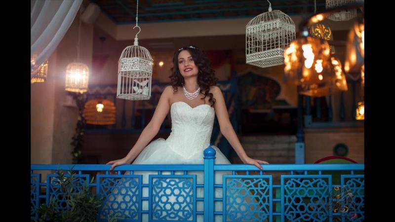 Пара№10 Юлия. Свадебный образ Backstage . Проект Ваша Особенная Свадьба