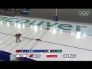 Christine Nesbitt CAN - Womens 1000M Speed Skating - Vancouver 2010 Winter Olympic Games
