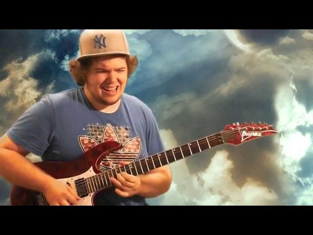 Pink Floyd - Comfortably Numb (solo improvisation) | MusicOff Talent Show - Ivan Salerno