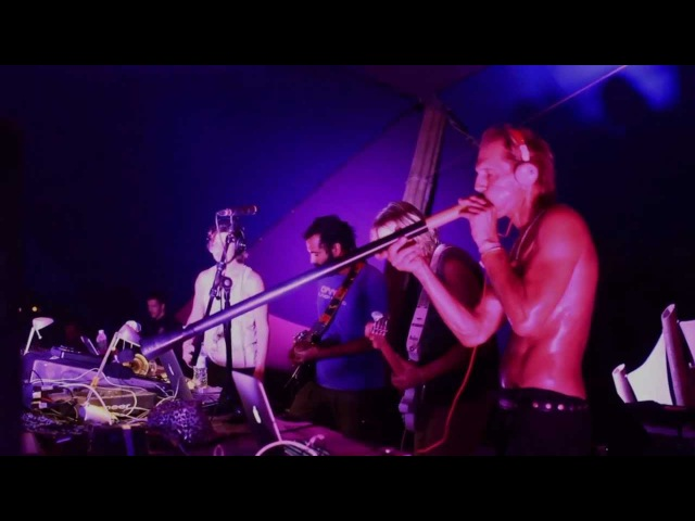 Goatika at Boom 2012