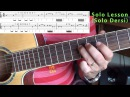 Take Five Guitar Lesson ( Chord Solo )