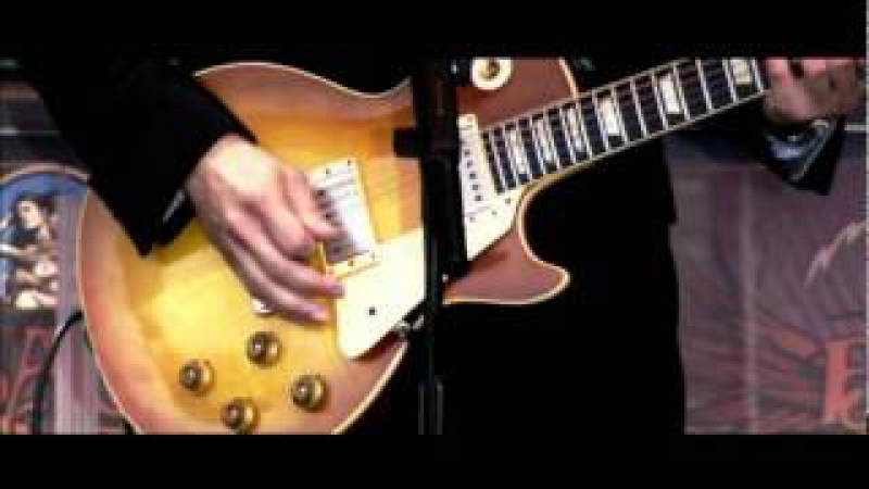 Black Country Communion - Song Of Yesterday - Live Over Europe