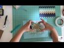 МК - альбом на МАГНИТАХ - делаем разворот - Скрапбукинг - carta Bella AHOY THERE