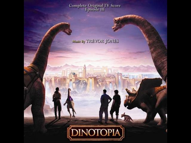 Dinotopia montage (Main Theme - Trevor Jones)