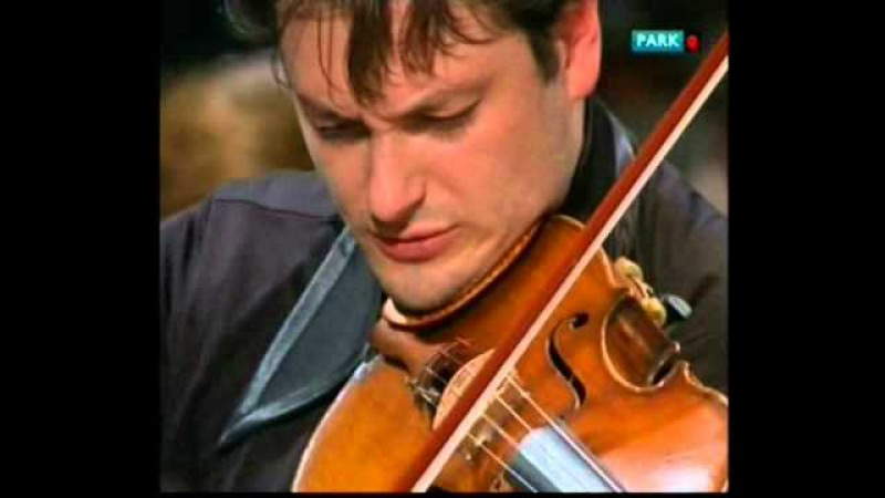 Max Rysanov plays Tchaikovsky Rococo Variations. Part 2 of 3.