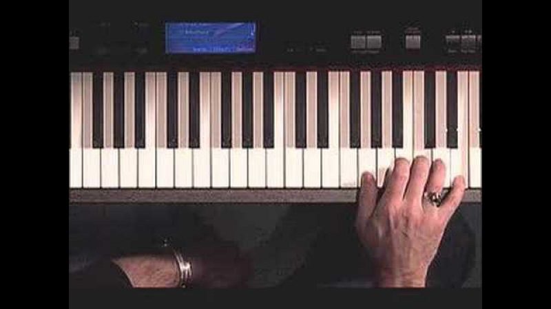 Jerry Lee Lewis - Boogie Woogie Piano Riff - Piano Lessons