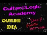 Jazz Fusion Lick Dm+7 - Guitar@LogicAcademy