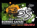 25th Borneo Safari International OFF ROAD Challenge 2015 Official Video By K'NetH De CrockeR