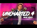 Uncharted 4 Music Video We Will Rock You ЭПИК МОМЕНТЫ SPOILERS GMV